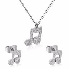 Stainless Steel Jewelry Gift Set For Girls