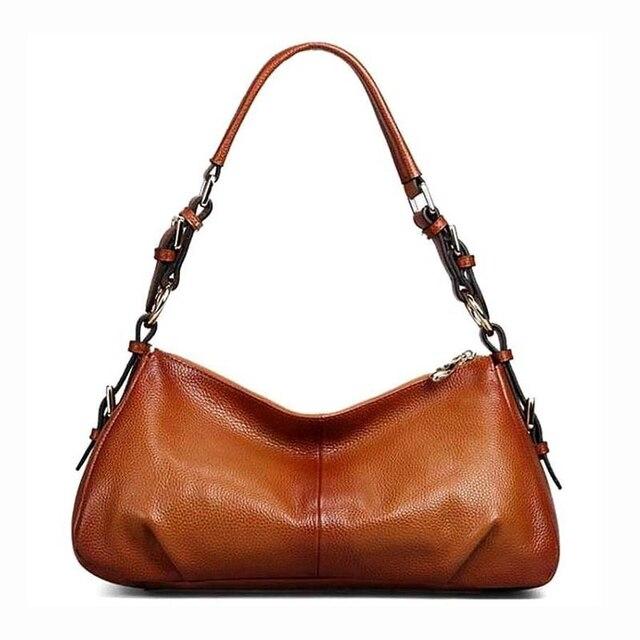Ladies Handbags 2016 New Womens Bags And Purses Solid Women Leather Shell Bag Bags Zipper Retro Designer Handbags High Quality