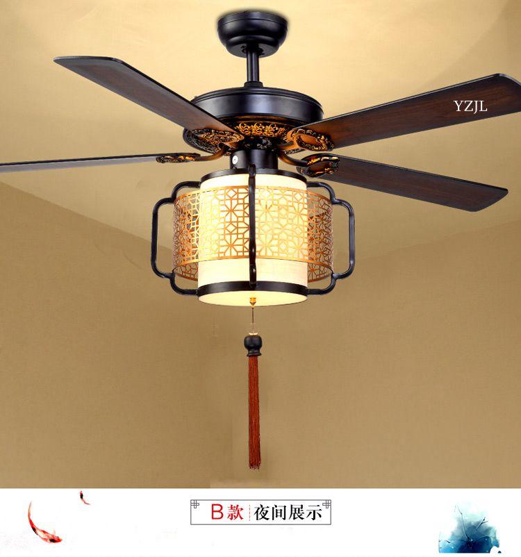 diameter 132cm fans remote contntrol ceiling chandelier