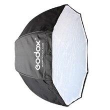 Godox 120 см переносной восьмиугольный зонт для софтбокса зонтичный рассеиватель for Speed светильник флэш-светильник