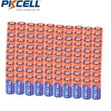 120Pcs PKCELL 4LR44 6V batterie 4A76 L1325 A544 Alkaline primäre Batterien Für Hund Halsbänder Schönheit stift Auto fernbedienung
