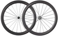 Width 23mm Oem Decal Chinese 50mm Full Carbon Clincher Wheelset 50mm 700C Carbon Road Bike Wheels