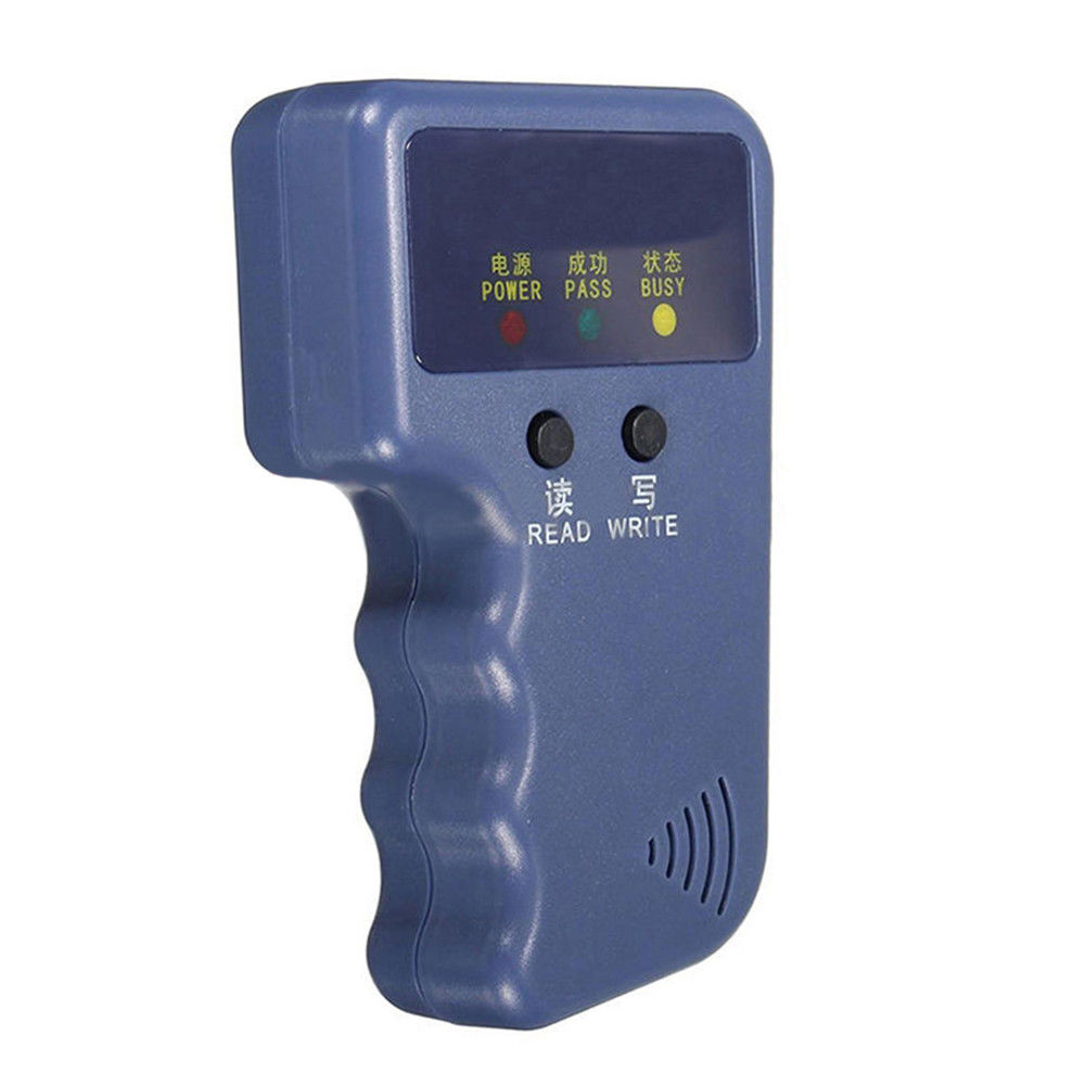 De poche 125 KHz RFID Copieur Writer Duplicateur EM ID Carte Programmeur Lecteur