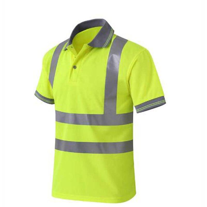 XXL RAILWAY ORANGE SA22075 MENS DICKIES HI-VIS SAFETY GO//RT POLO SHIRT SIZES S