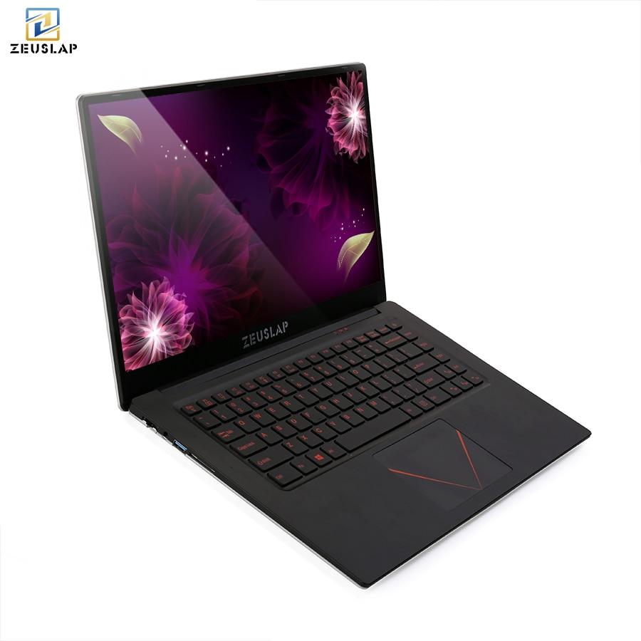 Nouveau 15.6 pouces 6 gb RAM 512 gb SSD 2000 gb HDD 1920*108 p IPS Écran Intel Celeron j3455 pas cher Netbook Ordinateur Portable PC Portable