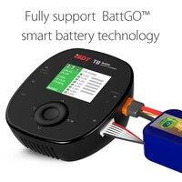 ISDT T8 BattGo 1000 W 30A смарт зарядное устройство для баланса батареи для радиоуправляемые машины самолеты гоночный Дрон вертолет 1 8 S Lipo батарея