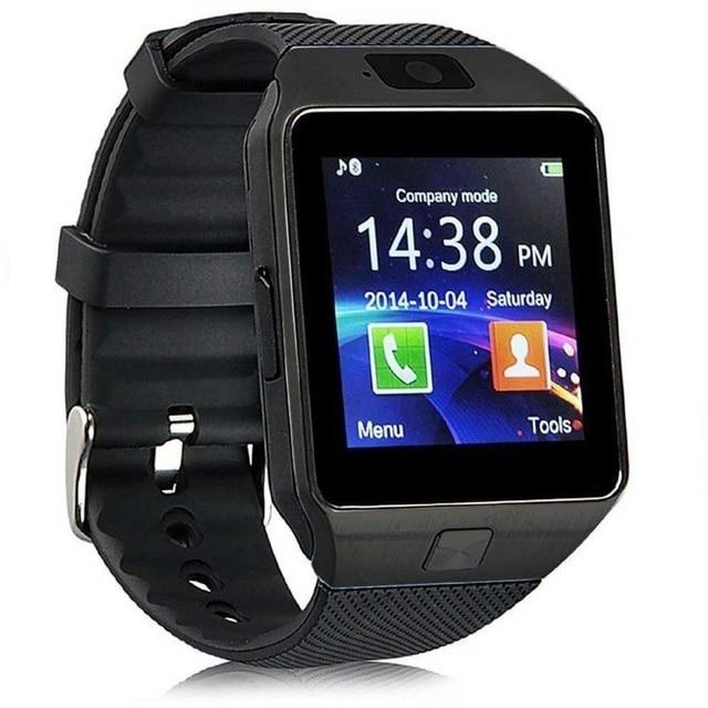 Умные часы с функцией телефона Smarterra SmartLife X черные