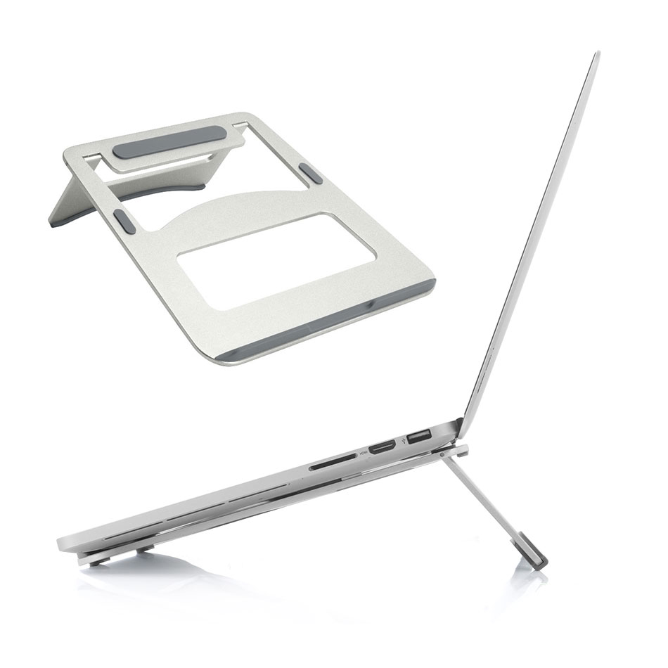 Universal Portable Desktop Laptop Holder New Foldable Aluminum Alloy Dock Stand for iPad MacBook Metal Bracket