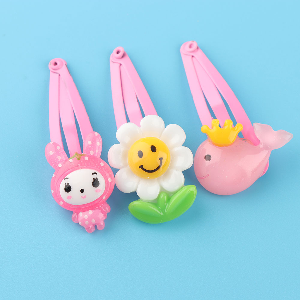 HTB18_0USpXXXXb1apXXq6xXFXXXB 12-Pieces Mix Colorful Fruit Flower Star Animal Fish Ribbon Heart Candy Hair Accessories For Girls