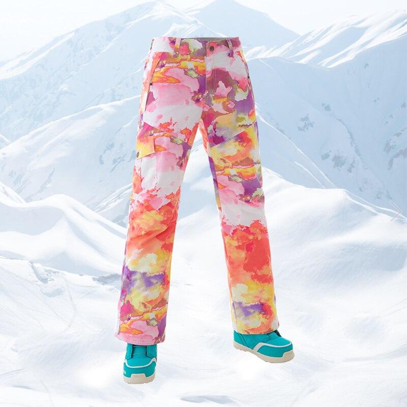 Calças de Snowboard d' Água Novos Livre Quentes