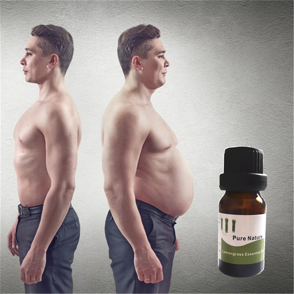 10ml 5 Days Quick effect Slimming Body Cream Weight lose Essential oil Belly Abdomen Weight Loss Fat burning Slim Cream