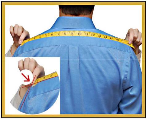 Full Shoulder Measurements