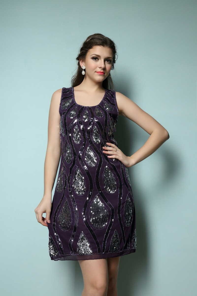 Exelent The Great Gatsby Dress Up Party Festooning - Womens Dresses ...