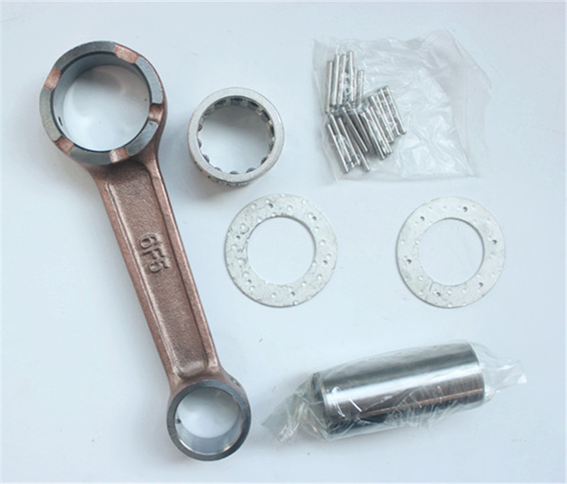 6F5 11651 00 Connecting Rod Kit for Yamaha Parsun 36HP 40HP Outboard boat Engine motor 40F 40G Model brand new aftermarket parts