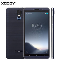 XGODY New 3G Unlock Dual Sim Mobile Phone Android 5 1 MTK6580 Quad Core 1GB 8GB