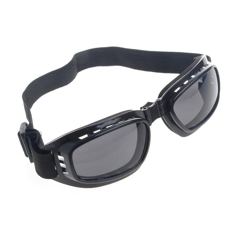 Foldable Safety Goggles Ski Snowboard Motorcycle Eyewear Glasses Eye Protection