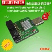 Оригинальный Новый Суперскоростной считыватель UFI Lite USB3.0 uSD/eMMC для UFI Box