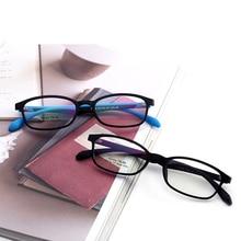 Logorela Optical Eyeglasses Ultem Flexible Super Light-Weighted Prescription Eye Glasses Frame D003