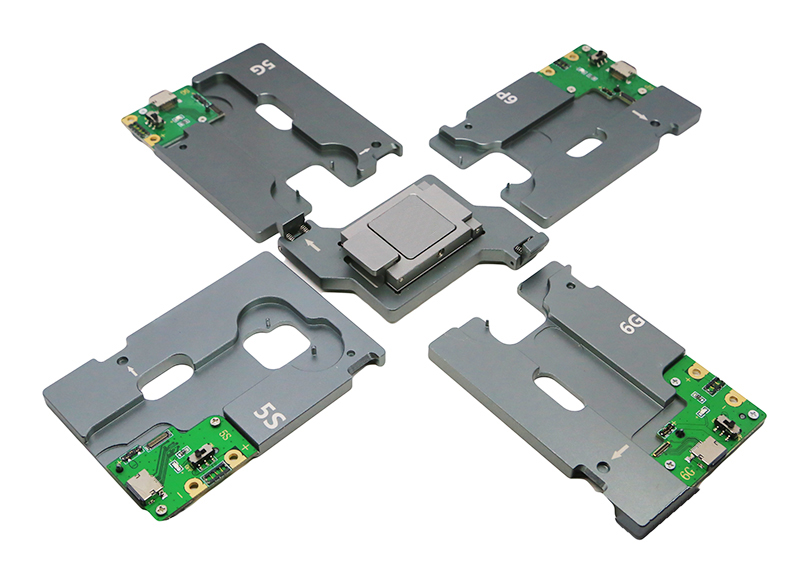 Oityn HDD hard disk test stand Repair For iphone 5G 5S 5C 6G 6P NAND Flash Memory CHIP IC Motherboard fixture