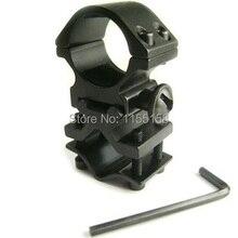 New Tactical Flashlight Laser Torch Barrel streamlight Mount 1 inch L0353 P