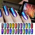 Saviland 1pcs 3D Chameleon Varnish Nail Gel Polish UV Lamp for Manicure Changes Color GEL Lacquer Glaze