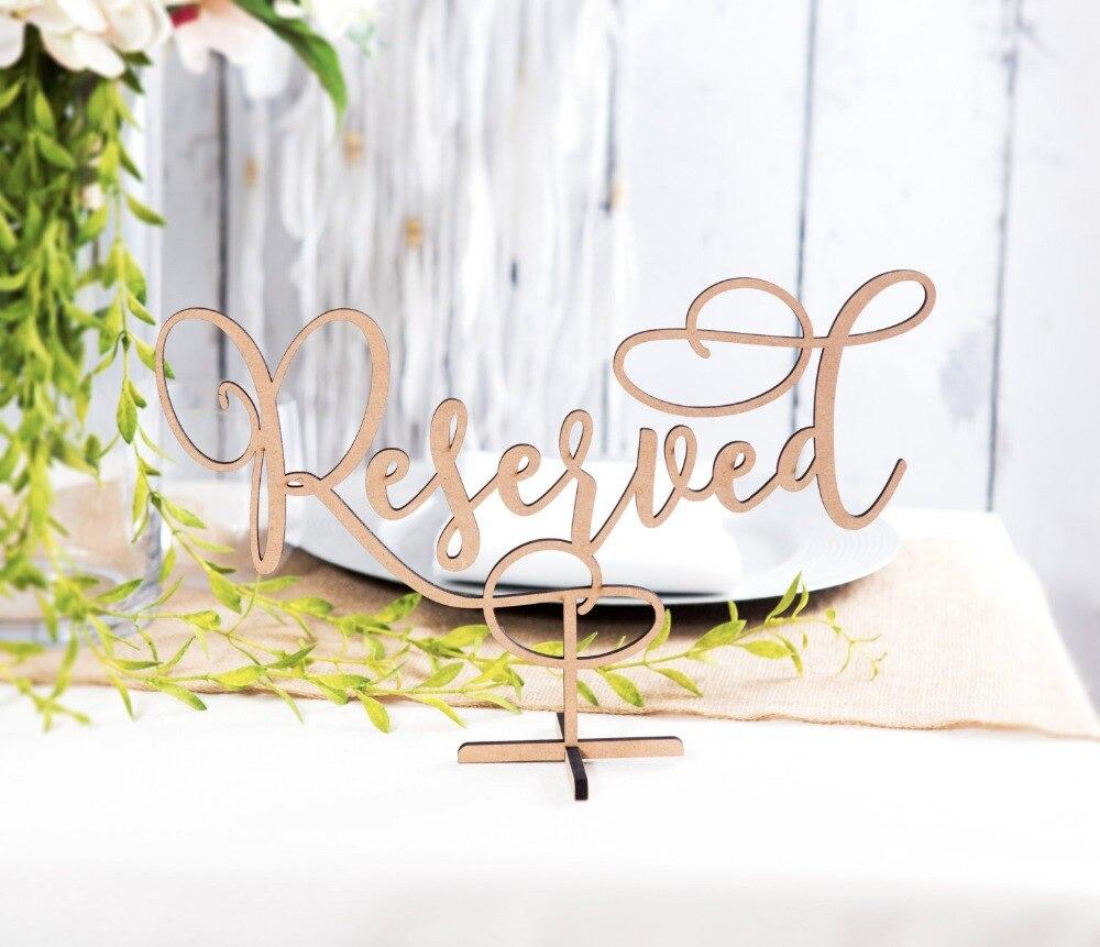 Voorbehouden Tafel Teken | | Clear Bruiloft Decoraties Bruids Douche Clear Acryl Gegraveerd Tafel Teken Rustieke Boho Minimalistische