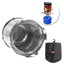 Mini Heater New Spot Far Infrared Outdoor Travel Camping Equipment Warmer Heating Stove Tent Heating Cover