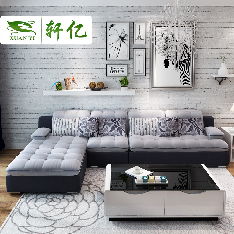 Awesome Free Shipping Sectional Sofa European Style Two Persons Single Person  Chaise In Living Room Sofas From