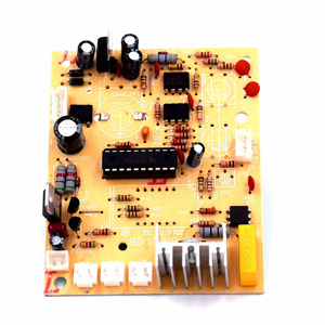 Image 3 - 220v Digital display desoldering circuit IC pull  Heat gun control panel 858d circuit PCB board temperature control board