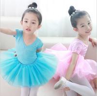 Kids Swan Lake Ballet Costume Ballerina Danse Disfraces Child Classical Gymnastic Leotard Professional Ballet Tutu Dress