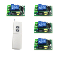 New Wireless Remote Control Light Lamp Switch 1 Set Remote Control Switch Wireless 1 Controller With