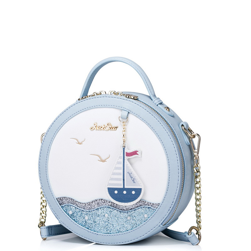 2017 Luxury Sequin Beach Handbag For Teenager Girls Famous Tote Embroidered Leather Crossbody Bag Women Shoulder Bags Female embroidered sequin mesh sheer slip babydoll