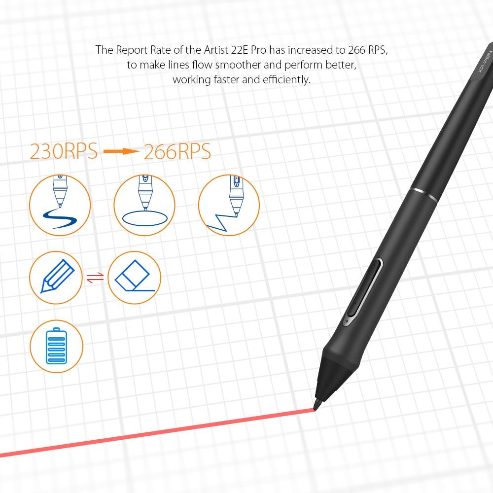 Drawing monitor tablet 22EPro XP Pen 1 (4)
