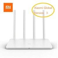 Xiaomi Mi WiFi Router 3 Global Version 4 Antennas 1167Mbps WIFI Dual Band 2 4G 5G