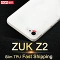zuk z2 case tpu soft ultra thin clear for 4gb 64gb Lenovo zuk z2 cover silicon back funda original mofi retail dual sim