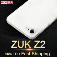 zuk z2 case tpu soft ultra thin clear for 4gb 64gb Lenovo zuk z2 cover silicon back funda original mofi retail dual sim