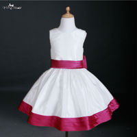 FG24 Princess Flower Girl Dresses For Weddings Child Bridesmaid Dresses