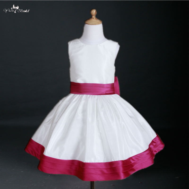 FG24 Princess   Flower     Girl     Dresses   For Weddings
