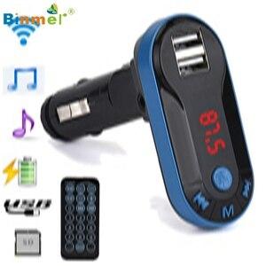 Binmer Bluetooth Wireless FM T