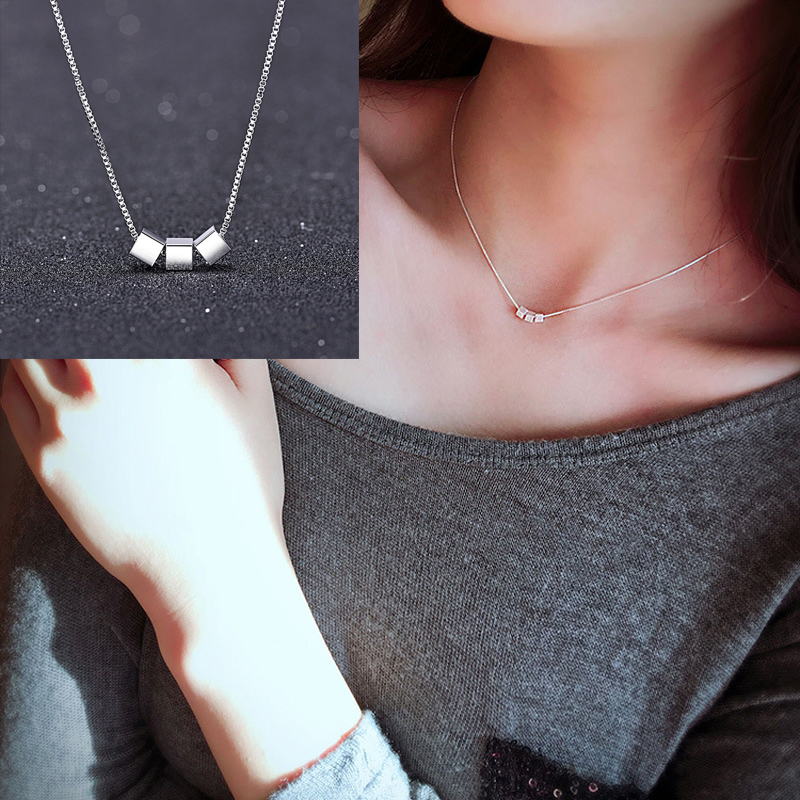 NEW Arrow Bullet Pendant Silver Charm Black Choker Necklace Chain Jewelry Gift