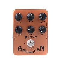 JOYO JF 14 American Sound Guitar Effect Pedal Reproduces the Sound Mooer Performs Great from Clean Driven Guitar Accessories