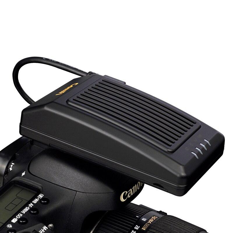 CamFi Pro, le plus rapide sans fil caméra à distance transmettre contrôleur, 3x plus rapide que le wifi intégré de caméra, stimuler la productivité!