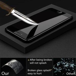 Image 4 - 6D tam kapak temperli cam iPhone 11 Pro 8 7 6 6S artı X XS MAX iphone 7 8x12 Pro Mini ekran koruyucu koruyucu cam