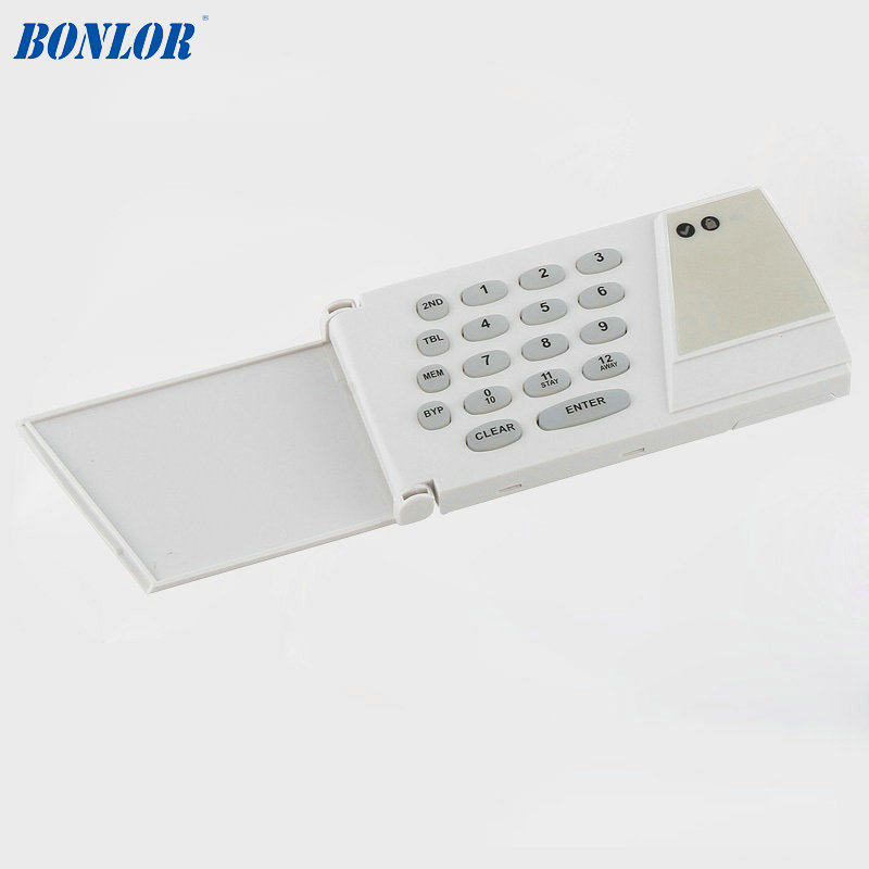 (1pcs) Free shipping PARADOX Alarm Control System Keypad (PA-636) leo bormans the world book of happiness