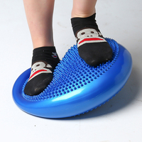 Children exercise toys for kids yoga cushion foot massage relieve pad training balance ball sensory game Props Comfort Relaxing