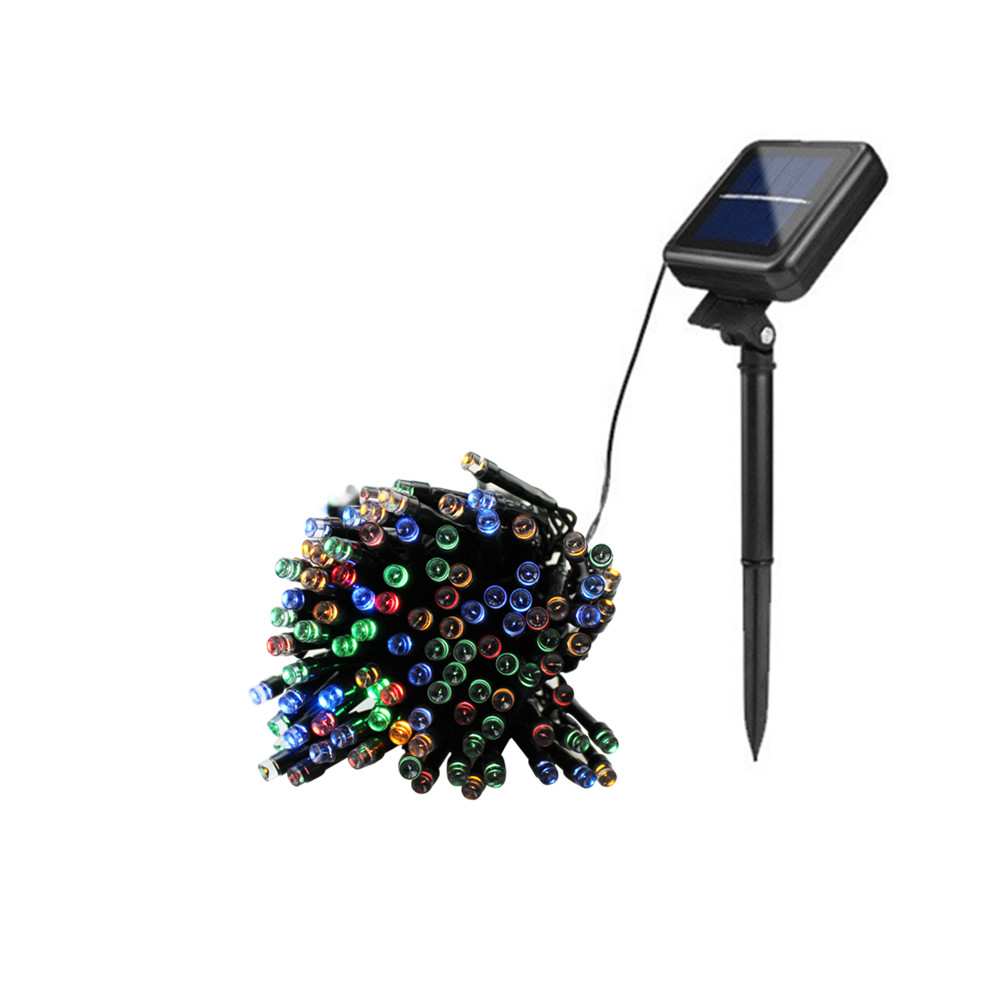 200 Led Solar String Light Outdoor Waterproof Garden 3 Mode Christmas Garland Led Solar Powered Lamp Fairy Lights 20m Home Decor Factories And Mines