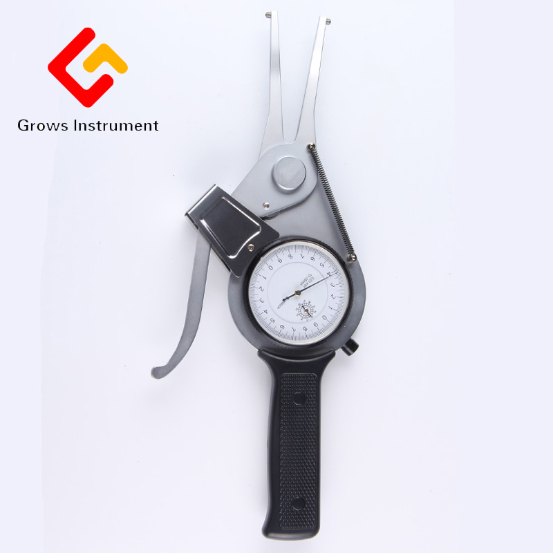 High Quality Inside Caliper Gauges 5-25mm With Meter Gauge Caliper Shockproof Exactness Measuring Instrument Metalworking 0 20 mm manual welding seam gauge weld inspection caliper gauges