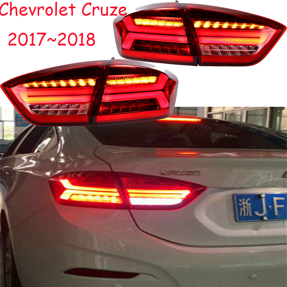 Cruze taillight,2017~2018,Free ship!LED,Cruze rear light,Astra,astro,avalanche,blazer,venture,suburban,Cruz fog light;Trax,Cruz led headlight kit car taillight 2014 2016 led free ship car fog light chrome car tail lamp astra astro avalanche blazer venture