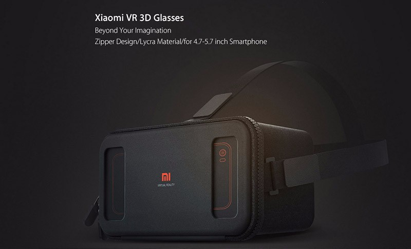 ORIGINAL XIAOMI VR MI VR PLAY IMMERSIVE 3D VR VIRTUAL REALITY HEADSET FOV84 209810 19