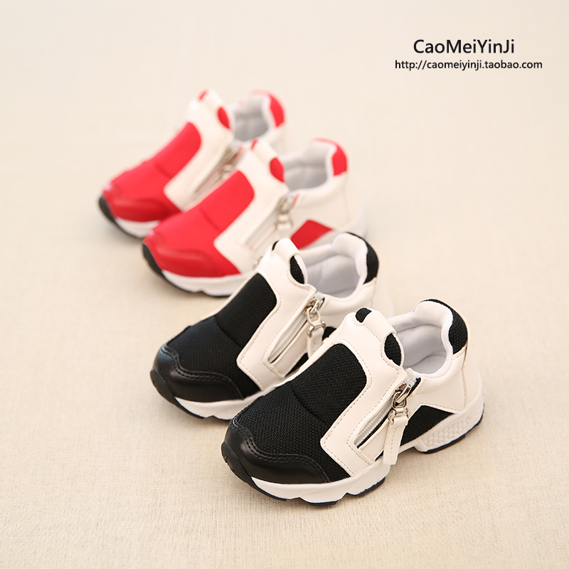 Childrens Sports Shoes Spring Autumn Ultra-light Boys Basketball Shoes Nubuck Leather Walking Hiking Shoes School Sneakers High Quality Goods Boys Mother & Kids